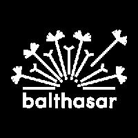 logo balthasar blanc